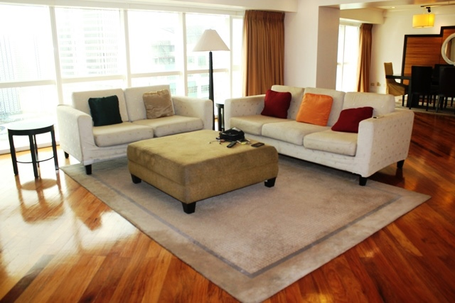 Frazer Place 3 bedrooms condominium for rent in Makati City