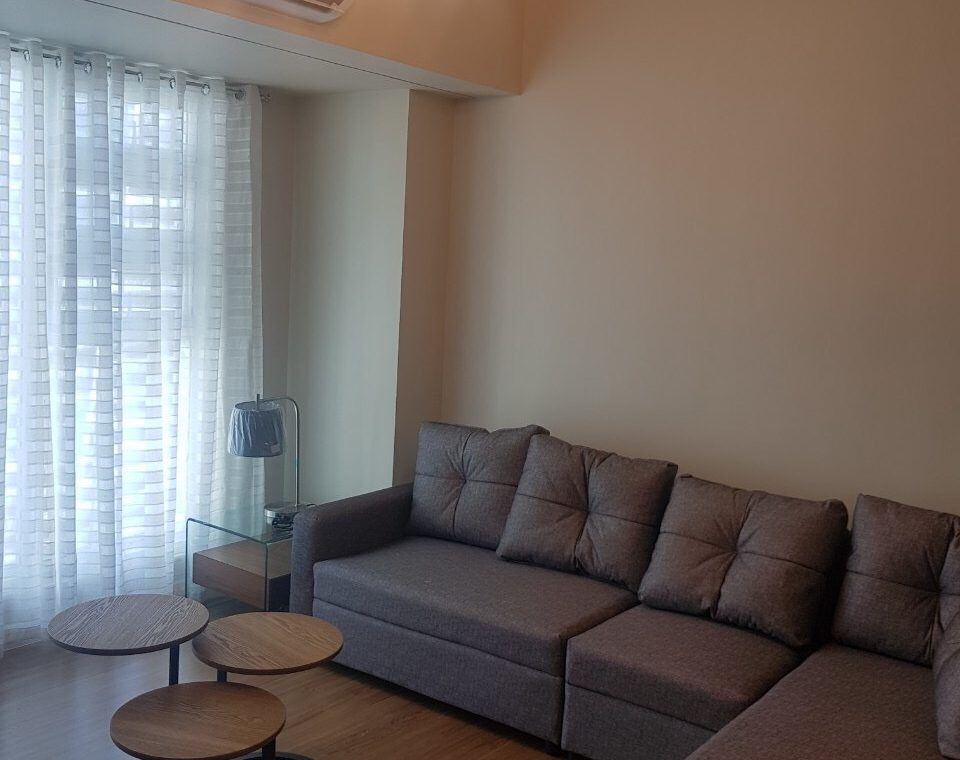Kroma Condominium 1 Bedroom For Rent In Makati Fully Furnished