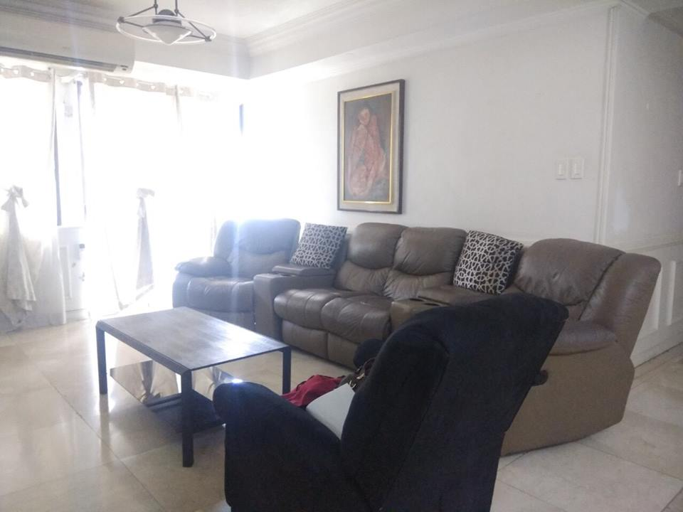 Salcedo Village for staff 2 Bedroom Fully furnished with balcony makati city for staff near rcbc