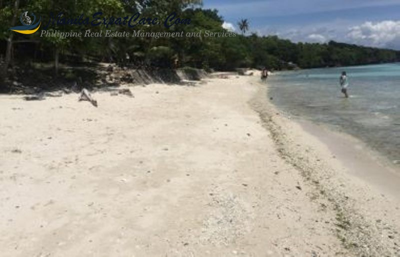 Beachfront property for sale in Panglao, Bohol - Bohol properties