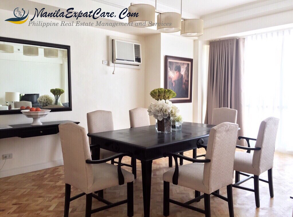 Makati 2 bedrooms modern condo for rent - fully furnished