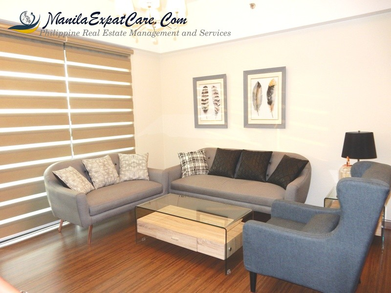 Fully Furnished Shang salcedo for rent – Salcedo Village, Makati city