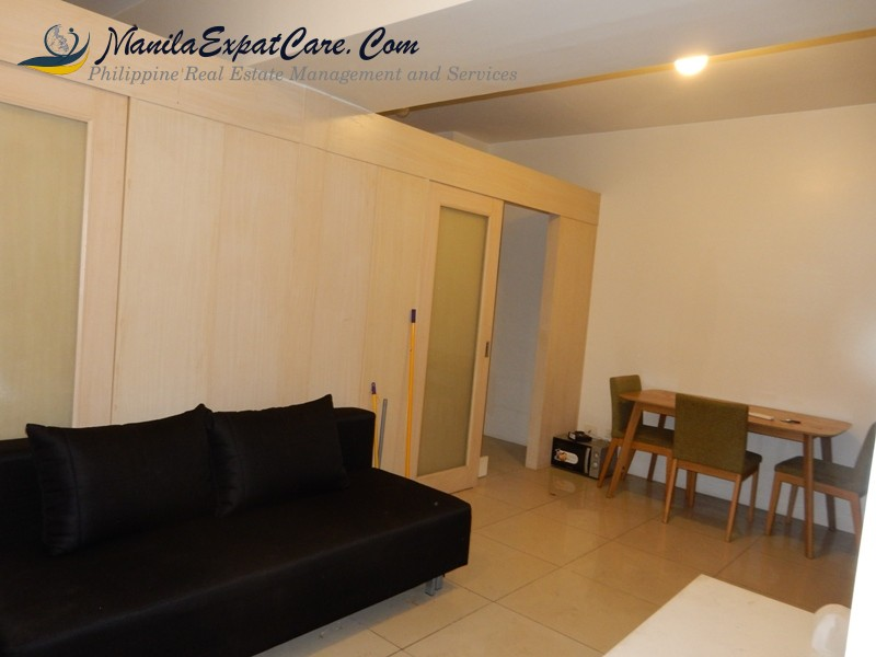 jazz residences 2 bedrooms condo for rent makati, fully furnished