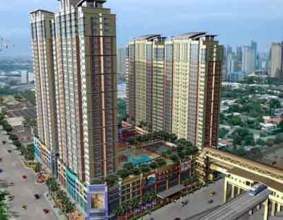 San Lorenzo Place Makati 1 bedroom condo for sale near MRT