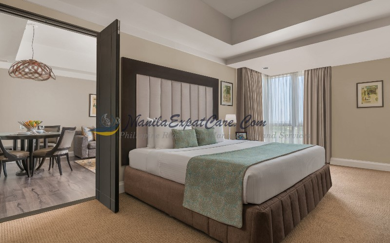 Staff House -1 Bedroom-fully-furnished-Makati-city-near-Greenbelt-