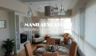 The Residences at Greenbelt, Manila Tower: 1-bedroom, fully-furnished