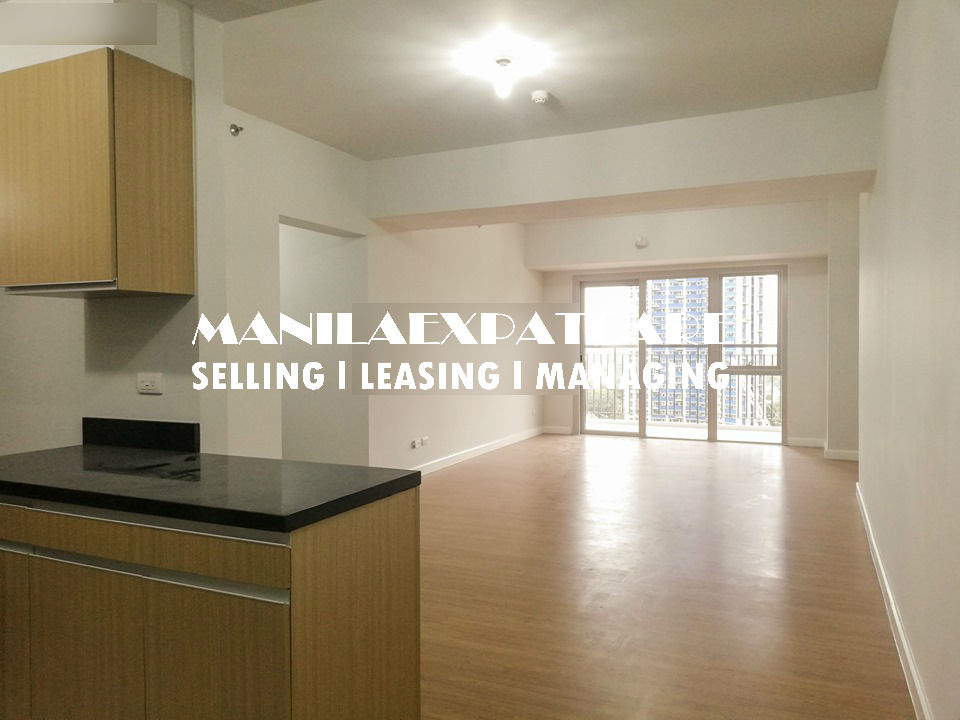 3BR, unfurnished Maridien condo for rent in The Fort, Taguig