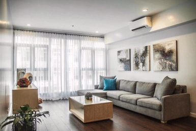 Fort Bonifacio Rent 3 bedrooms fully furnished in Taguig City