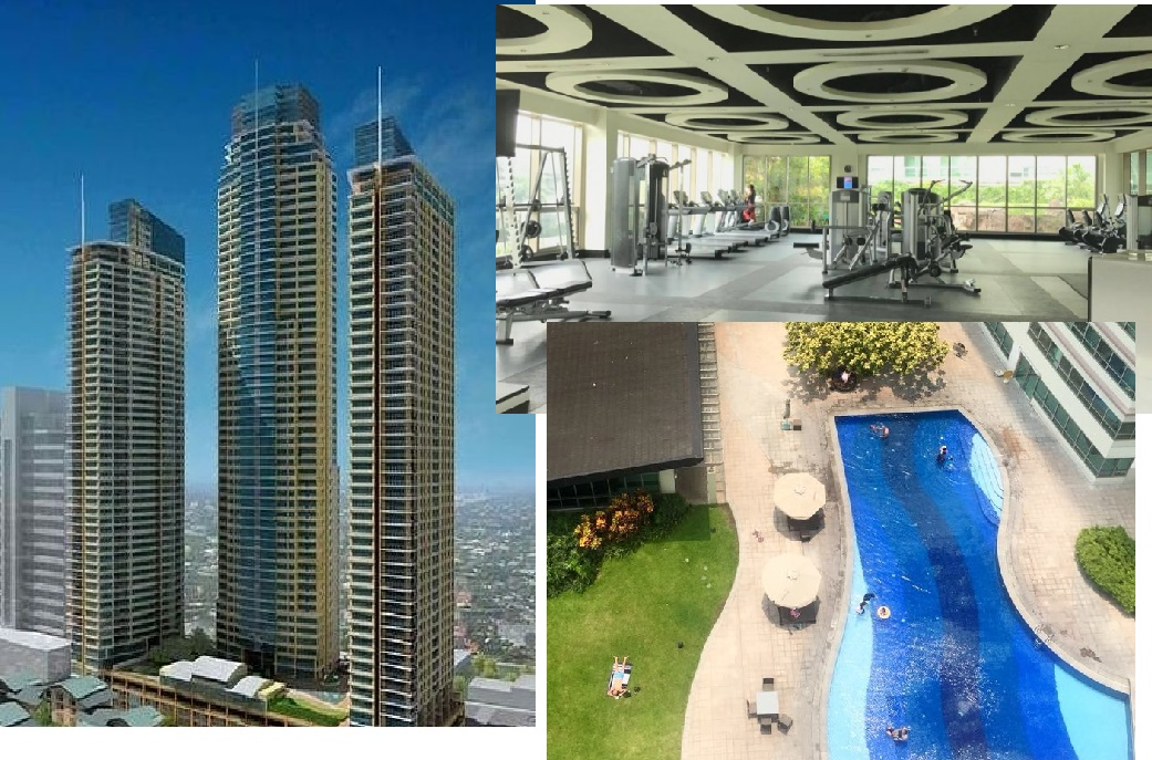 Residences greenbelt - sale san lorenzo tower facing greenbelt makati
