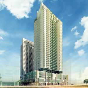 2BR condo for SALE in Two Serendra, Encino (BGC)