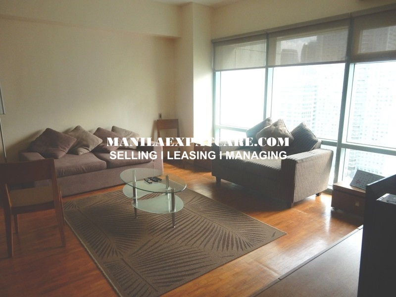 FOR SALE: One Legaspi Park 1 bedroom condo for sale, Makati