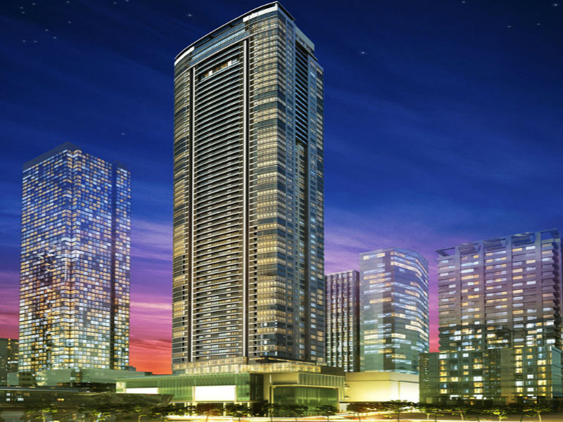 The Suites by Ayala Land Premier 2 BR w/balcony For Lease BGC in Fort Bonifacio BGC