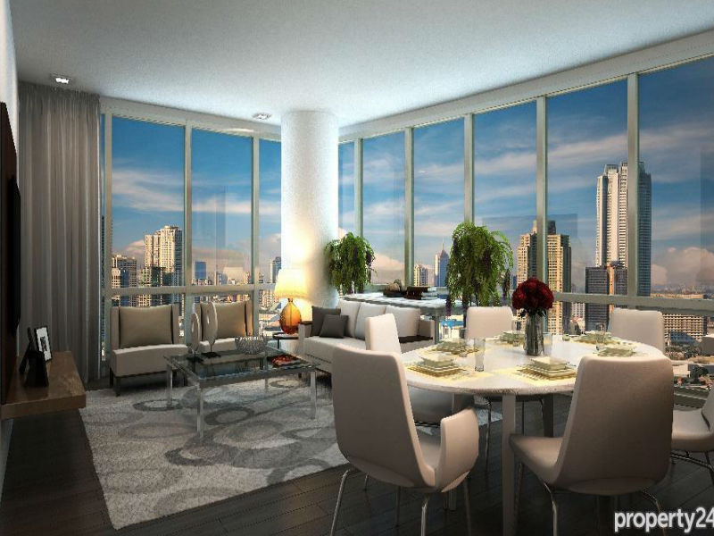 The Suites BGC 4 Bedrooms condo for sale - Fort Bonifacio condos
