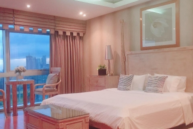 PACIFIC PLAZA TOWERS BGC - Condo For Rent