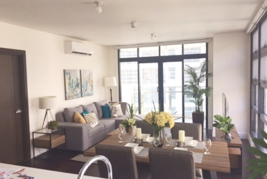 Park Terraces Apartments & Condos For Rent Makati - 1 Bedroom fully furnished makati high end modern