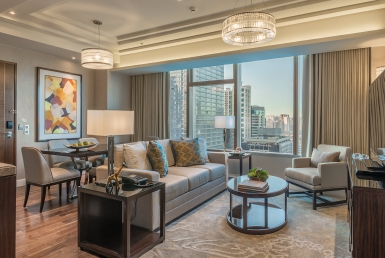 Bonifacio Global City Fully Furnished Modern Luxury Apartments - Manila