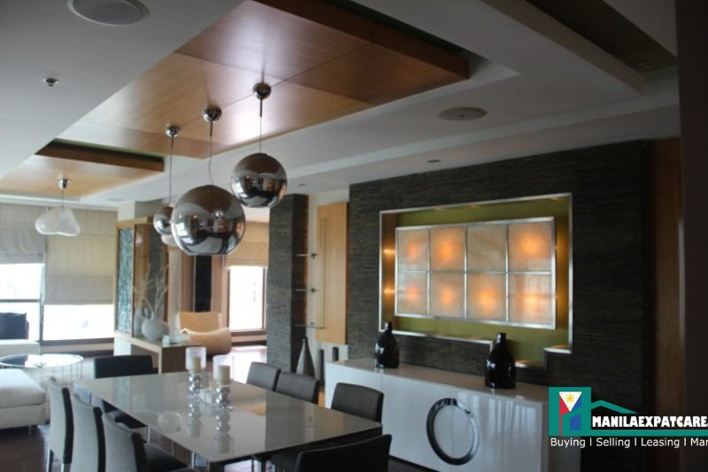 Makati Penthouse for Sale, modern 4 Bedrooms with large veranda