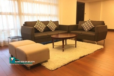 3BR in Discovery Primea for rent with balcony fully Furnished