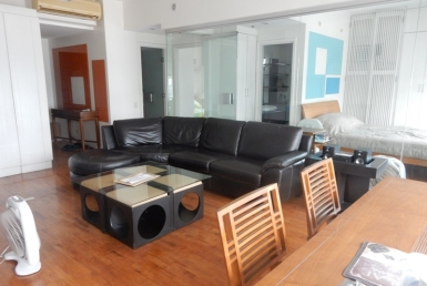 2 bedroom Condominiums for rent in Greenbelt‎ One Legaspi Park Condos