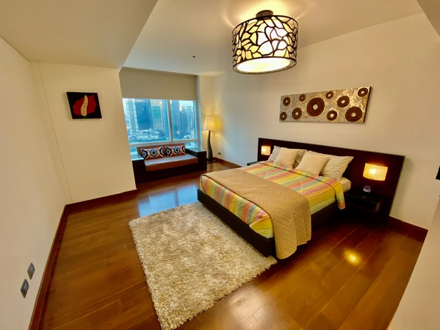 TwoRoxas luxury 3bedrooms condo for rent modern makati city