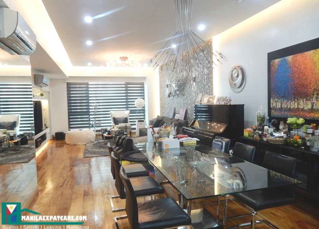 Spacious 2 Bedroom Deluxe Condominium For Sale in Shang Grand