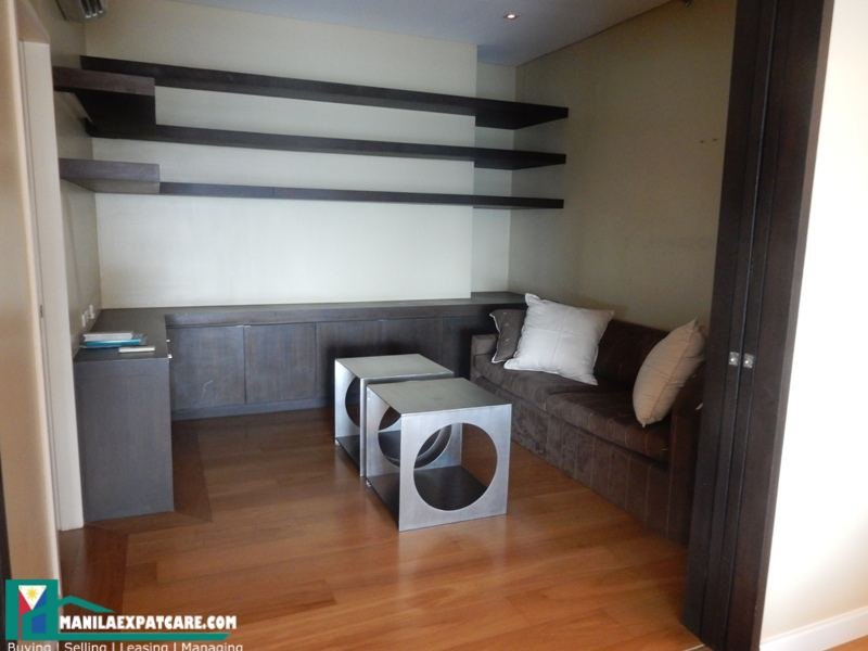 The Shang Grand Tower 3 bedroom for sale perea - Legazpi Village,Makati