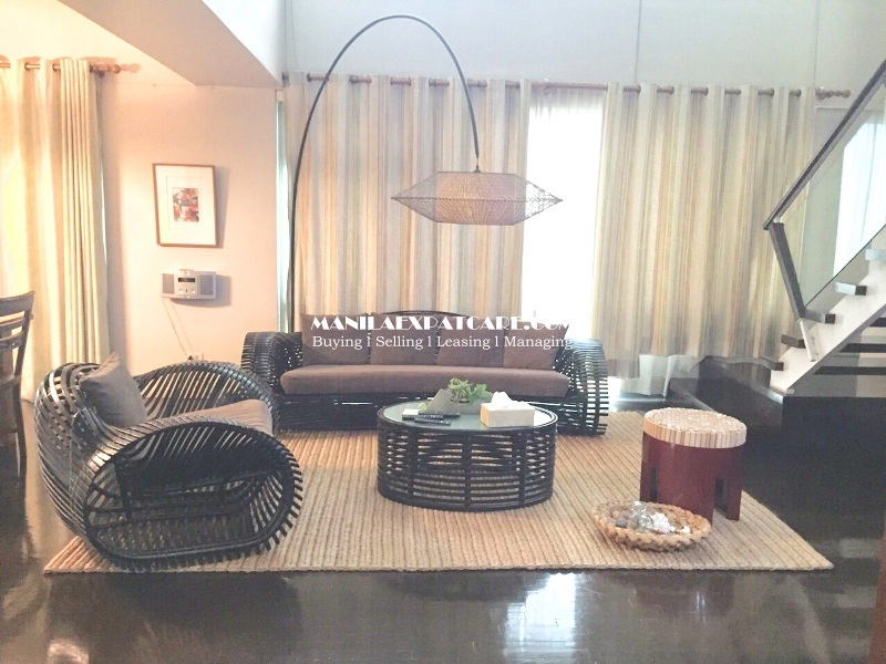 3 bedroom Apartments for rent in Makati City near Greenbelt Mall