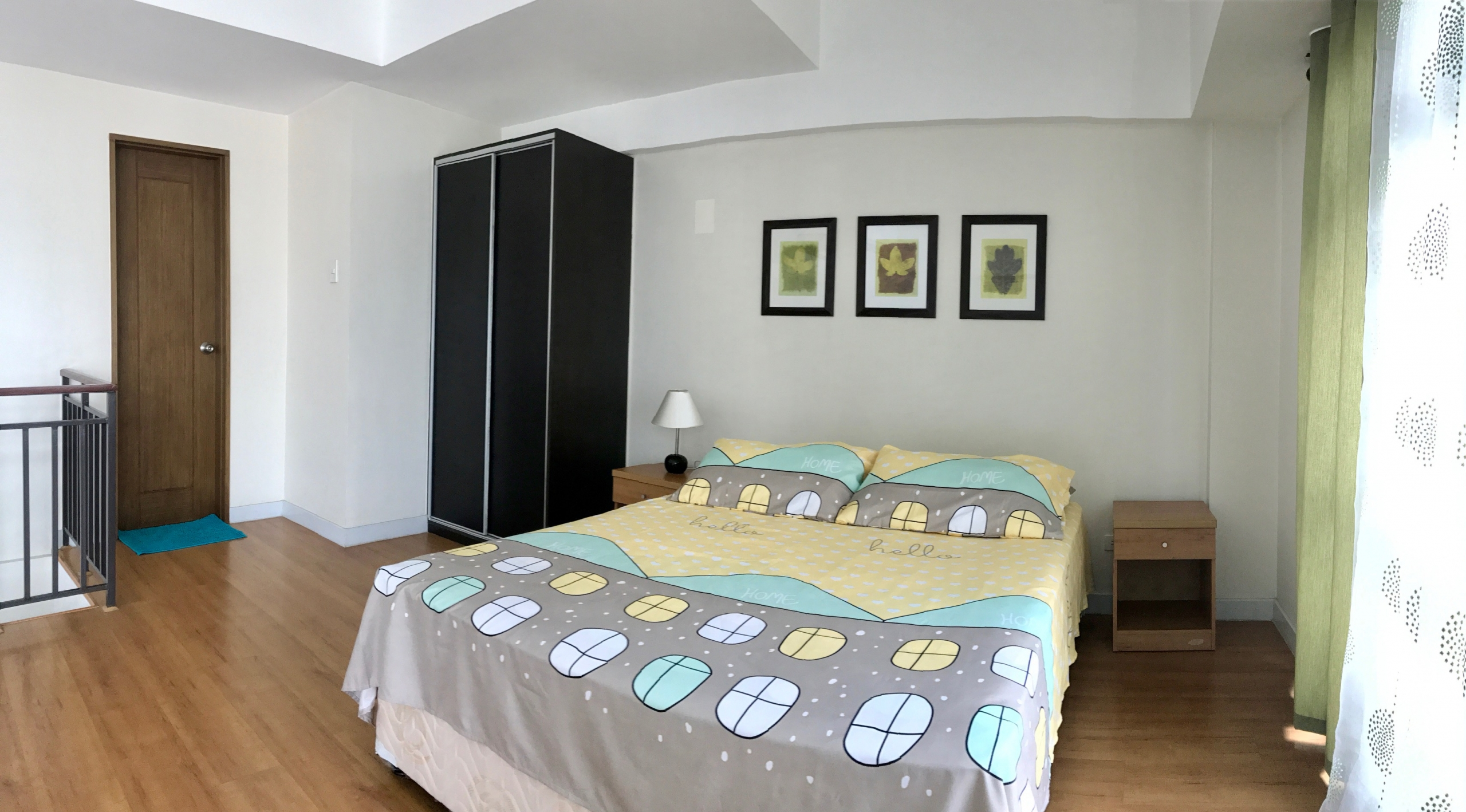 Eton Parkview 2 bedroom condo for sale Legazpi Village, Makati