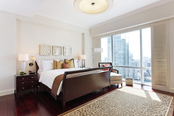 For rent raffles residences 2 Bedrooms fully furnished in Makati