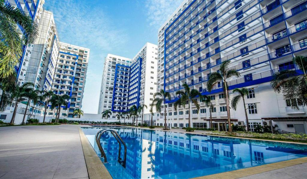 Grass Residences For sale 1 Bedroom Fully Furnished Condo