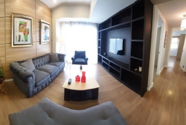 Maridien 2 bedroom condo apartment for rent -Fort Bonifacio BGC