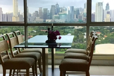 Kensington Place 2BR BGC Lease in Fort Bonifacio Condominium