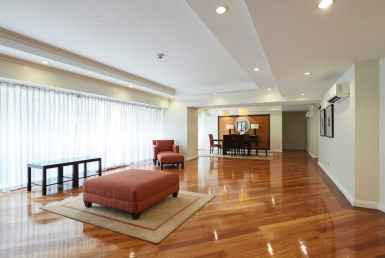 Fully Furnished 3 bedrooms condo in Valero Street, Salcedo Village Makati