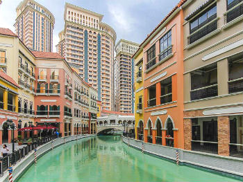 Venice Luxury Residence 1br at Mckinley Hill for rent in Taguig City City