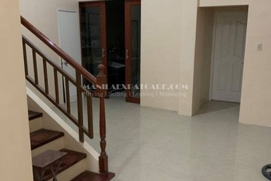 2 storey house and lot for sale in Makati City Manila unfurnished
