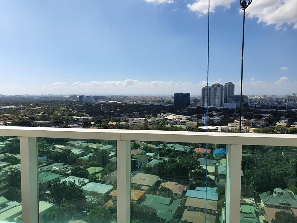 Park Terraces 2-Bedroom Condo for Sale unfurnished in Makati City
