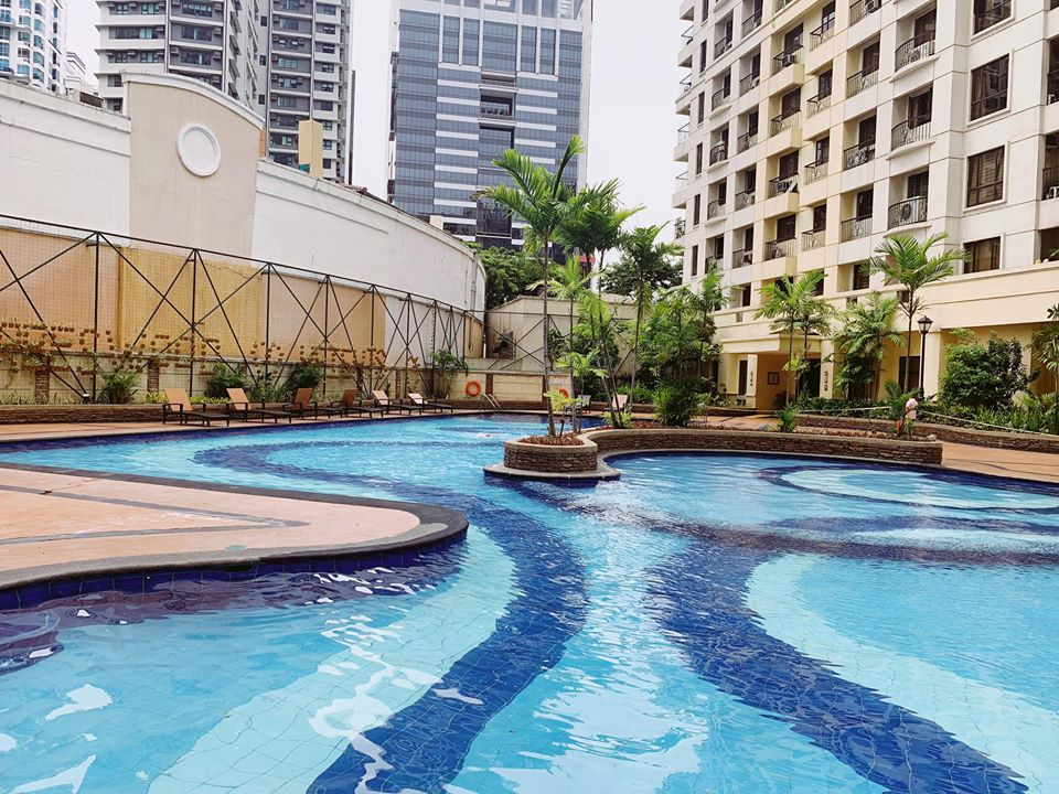 BGC Forbeswood Heights 1Bedroom Condo for Rent in Fort Bonifacio