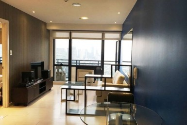 Gramercy 1BR For Rent Furnished in Makati City Metro Manila