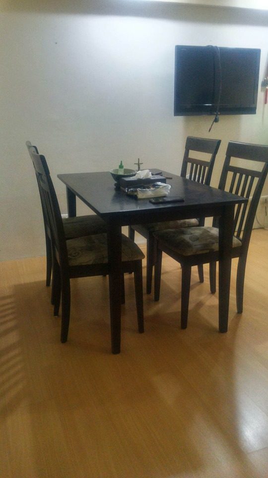Bonifacio Heights 2bedrooms SALE in Taguig City Good Buy!