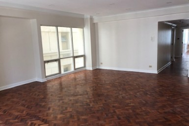 Unfurnished Three Salcedo Place 3 Bedrooms condo in Makati