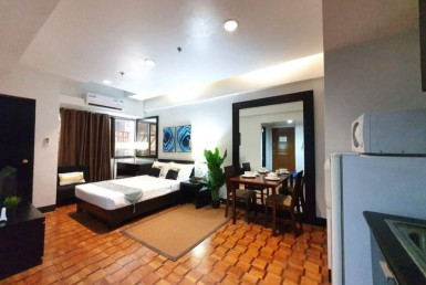 PRINCE PLAZA 2 GREENBELT MAKATI CITY STUDIO FOR RENT
