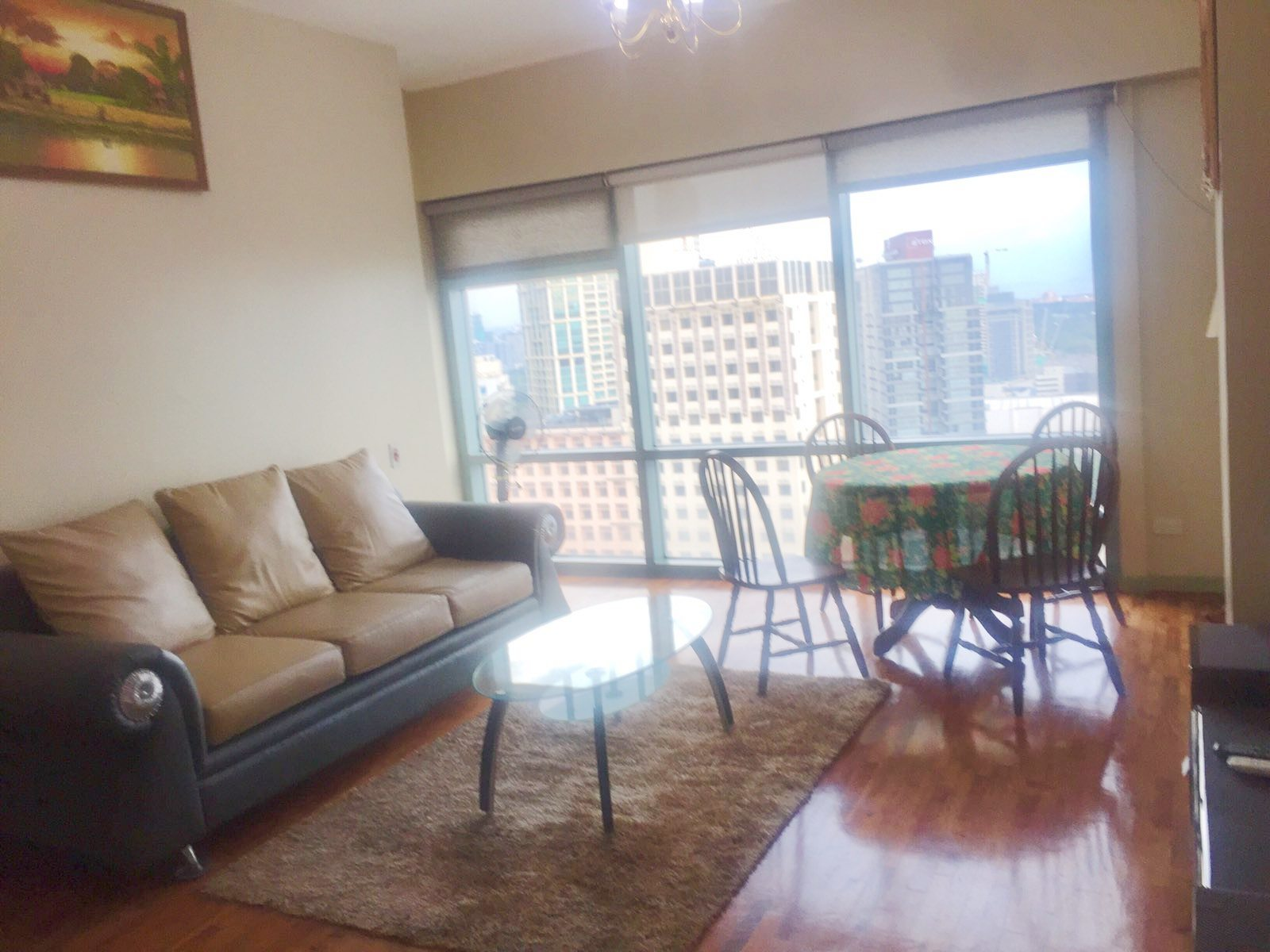 One Legazpi Park 2 Bedrooms Condo FOR SALE Makati