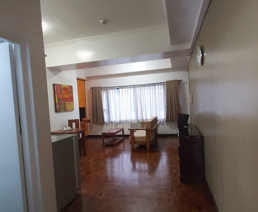 BSA Tower 1 Bedroom condo for sale front Greenbelt Makati