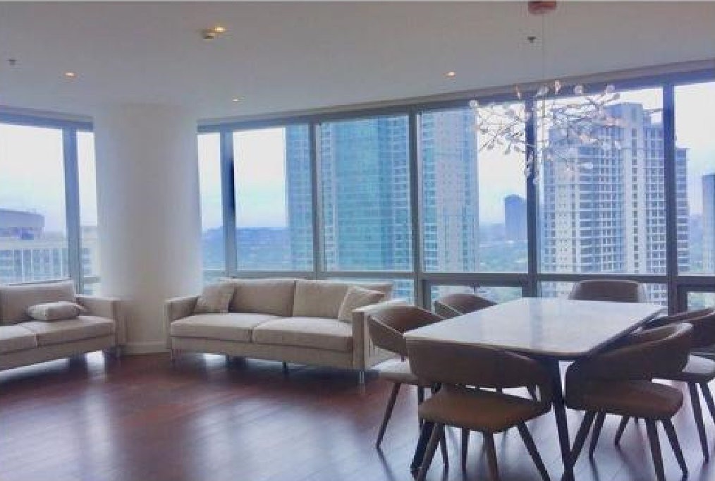 2 Bedrooms for Lease in Fort Bonifacio BGC, The Suites