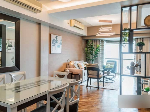 Fully Furnished 1BR Unit for Rent in Manansala Tower, Rockwell Makati