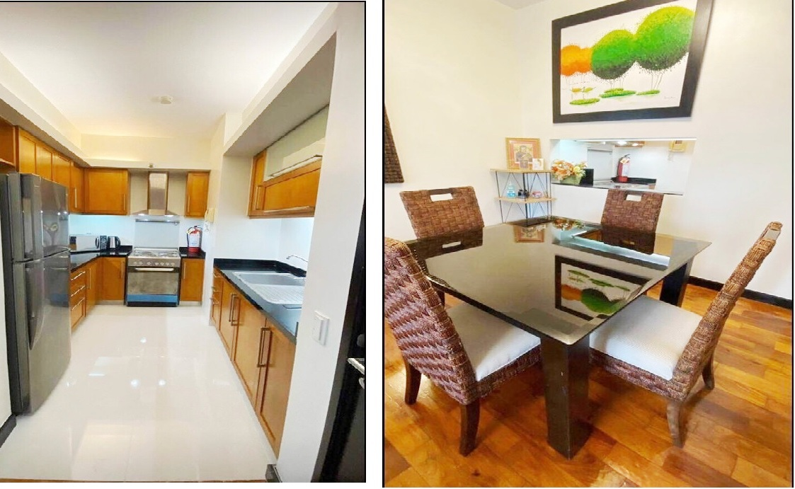 For Lease 2BR apartment in Bamboo, One Serendra - BGC