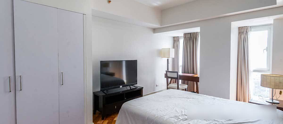2 Bedroom Fully Furnished at Manansala Tower Rockwell Makati