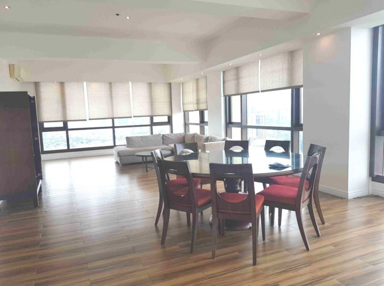 Shang Grand Tower for lease 3BR Condo in Legazpi Makati City