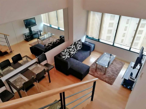 One-Rockwell-East-tower-1-Bedroom-for-Sale -Makati-