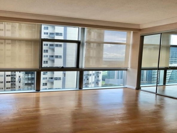 Three Bedroom for Sale in Pacific Plaza BGC Taguig